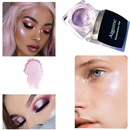 Lowpricenice DaySeventh 6 Colors Highlighter Make Up Concealer Shimmer Face Glow Eyeshadow Highlighter