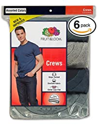 Men's Stay Tucked Crew T-Shirt - X-Large - Assorted Stay...