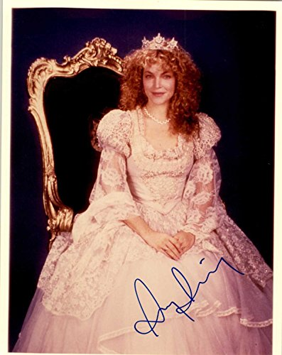 Amy Irving Signed Autographed Glossy 8x10 Photo - COA Matching - Irving Mall