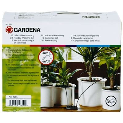 GARDENA 1265 Urlaubsbewässerung ohne Behälter