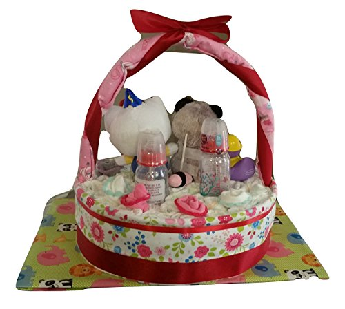 Custo Diaper Basket by Custo Diaper Booty