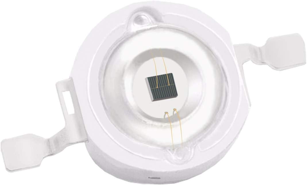 1 Piece HighPower LED High Power Diode IR Infrared Infrared//1 Watt Max 940nm