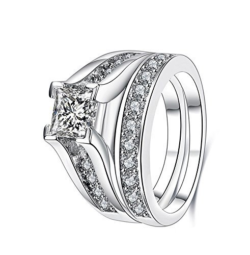 2pcs-one-set-platinum-plated-engagement-ring-with-21ct-princess-cut-clear-zirconia-wedding-rings-for