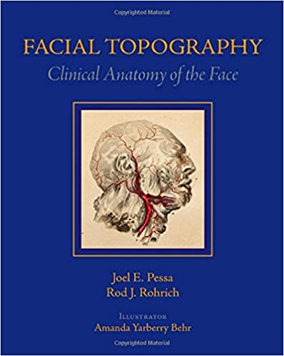 Facial Topography: Clinical Anatomy of the Face: 9781576263440 ...