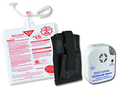 Secure 45CSET-1 Chair and Wheelchair Exit Alarm Set for Elderly Patient Fall and Wandering Prevention by Secure (Image #4)