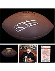 Mike Ditka Chicago Bears Signed Autograph Official Size Super Grip Football JSA COA