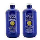 NISIM New Hair Biofactors Normal To Dry Shampoo, 1Litre / 33.79 Fluid Ounce - SET OF TWO