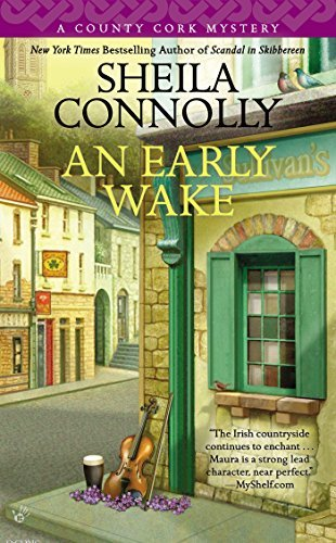 An Early Wake (A County Cork Mystery) by Sheila Connolly (2015-02-03)