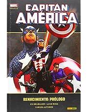 Capitán América. Rancimiento. Prólogo - Número 9 (Deluxe - Capitan America)