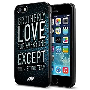 American Football NFL PHILADELPHIA EAGLES, Cool iPhone 6 plus 6 plus Smartphone Case Cover Collector iphone Black