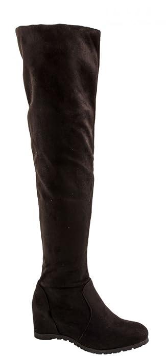 es Mujer Elara Y Complementos Zapatos Amazon Botas Clásicas 8v8qIxz