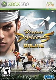 Virtua Fighter 5 Online - Xbox 360