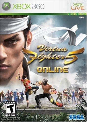 Virtua Fighter 5 Online Xbox 360