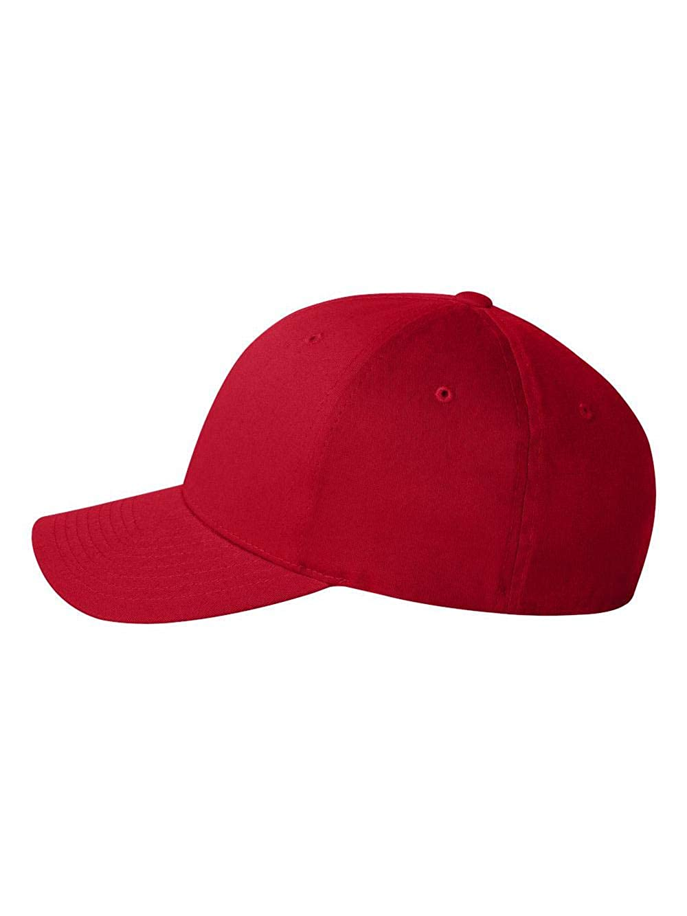 00ea49b2ae6d2 Premium Original Blank Flexfit Cotton Twill Fitted Hat  Amazon.ca  Clothing    Accessories