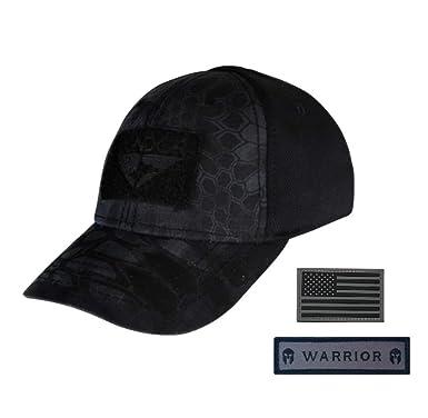 Condor Flex Tactical Cap (Kryptek Typhon) + libre & de bandera de ...
