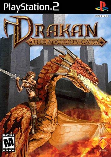 Drakan: The Ancients' Gates - Dragon Warrior Ps2