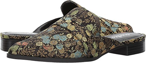 - CHARLES BY CHARLES DAVID Women's Emma Black Multi Floral 6 M US