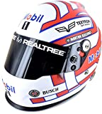 Kevin Harvick 2017 Full Size Mobil 1 Collectible NASCAR Replica Helmet