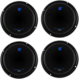 4) New PLANET AUDIO AC12D 12 7200W Car Audio Power Subwoofers Subs Woofers DVC