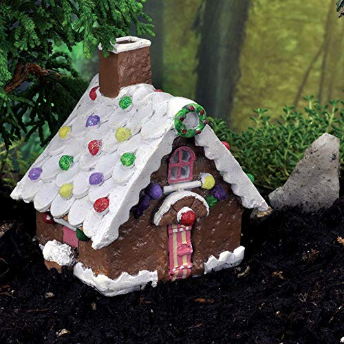 Tiny Christmas Gingerbread House