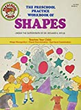 Preschool Practice Workbook-Shapes