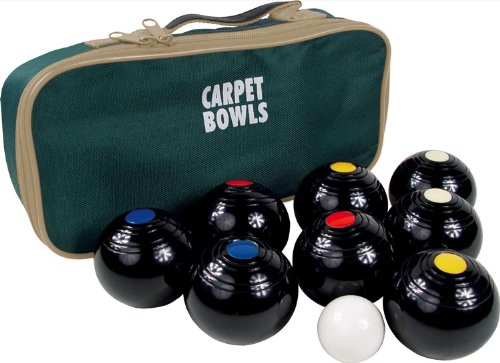 Carpet Bowls by Jaques of London