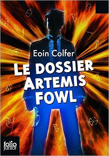 Livres gratuits Le dossier Artemis Fowl pdf epub
