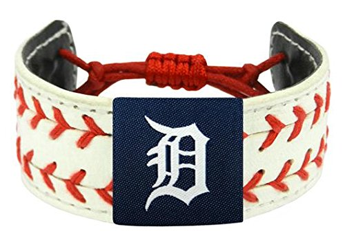 MLB Detroit Tigers Classic Two Seamer Bracelet