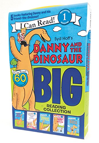 (Danny and the Dinosaur: Big Reading Collection: 5 Books Featuring Danny and His Friend the Dinosaur! (I Can Read Level 1))