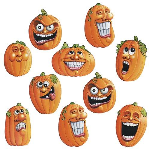 Halloween Wacky Jack-O-Lantern 4.5