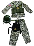 Dress Up America Special Forces Navy Seal Costume [544]