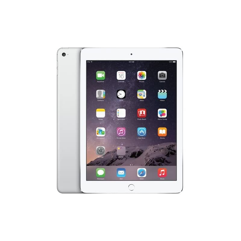 Apple MD788LL/B iPad Air Tablet, 16GB, W