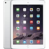 Apple MD788LL/B iPad Air Tablet, 16GB, Wi-Fi(Silver)