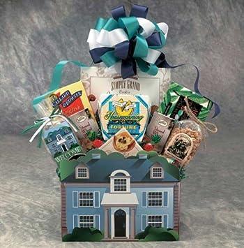 Amazon.com : Welcome Home Gift Box -House Warming Gift -Medium ...