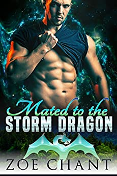Mated to the Storm Dragon by [Chant, Zoe]