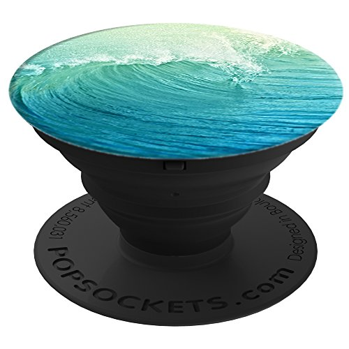 PopSockets: Collapsible Grip & Stand for Phones and Tablets - Wave