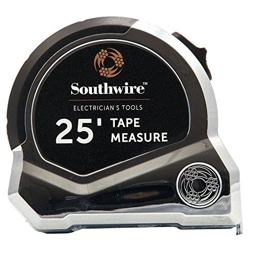 Southwire Tools & Equipment ETAPE Tape Measure with Conduit Hook,...