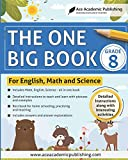 The One Big Book - Grade 8: For English, Math and