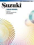Suzuki Violin School - Volume 8: Piano Accompaniment (Violin)