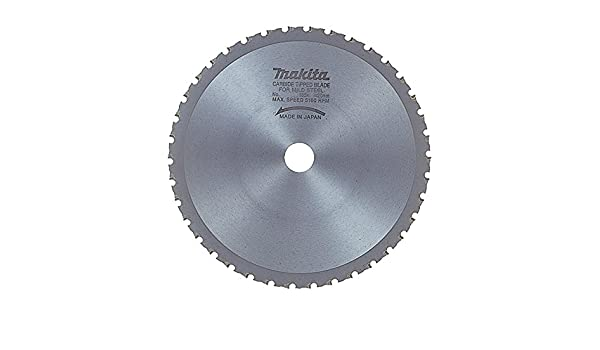 Disco de HM de 305 mm 76 dientes para tronzadora de metal lc1230 MAKITA A-87579