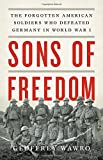 Image of Sons of Freedom: The Forgotten American Soldiers Who Defeated Germany in World War I