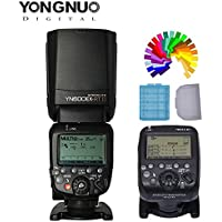 YONGNUO YN600EX-RT II Wireless Flash Speedlite HSS for Canon + YN-E3-RT flash speedlite Transmitter Remote Flash Controller
