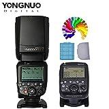 YONGNUO YN600EX-RT II Wireless Flash Speedlite HSS for Canon + YN-E3-RT flash speedlite Transmitter Remote Flash Controller