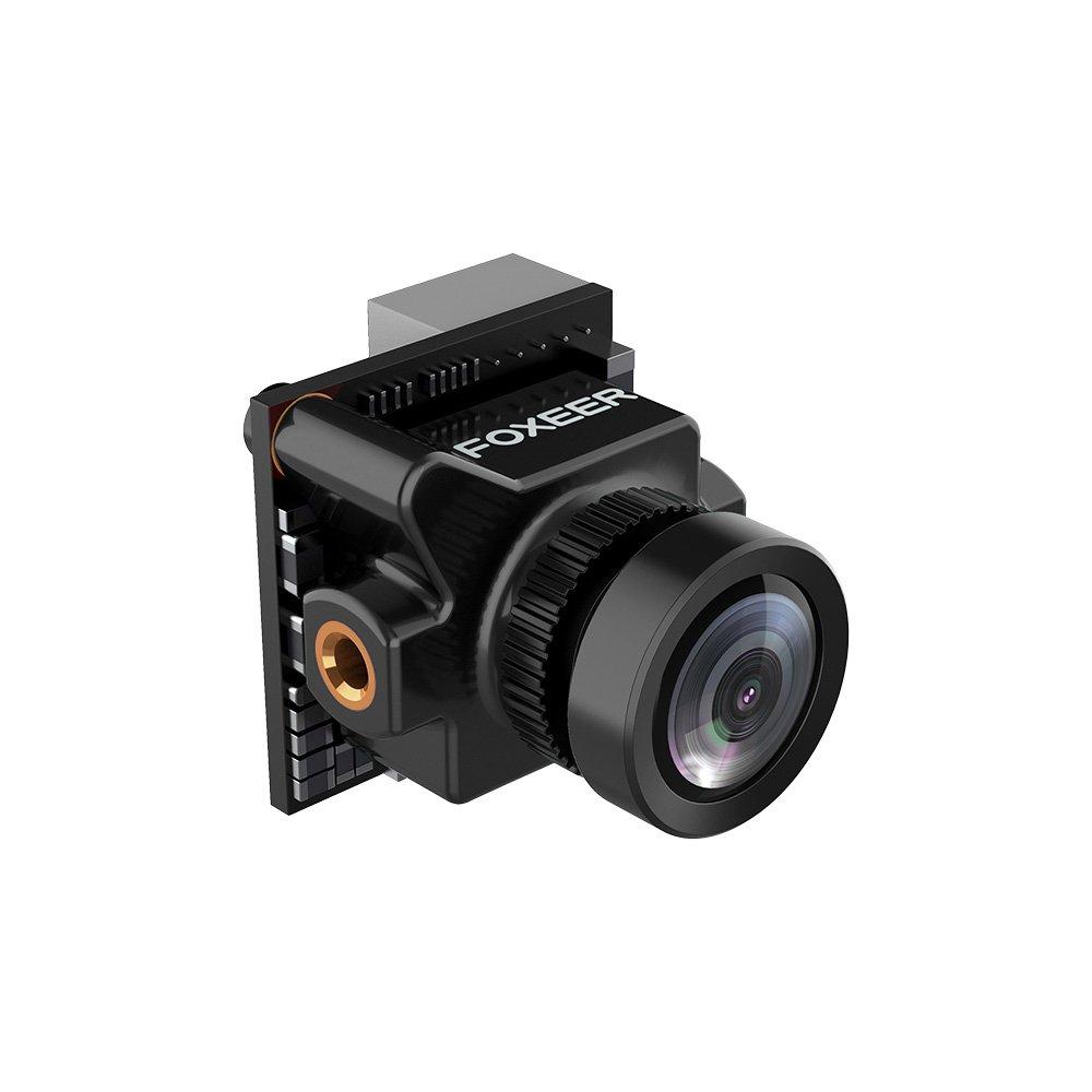 Foxeer Predator Micro 1000TVL 1.8mm 110 Degree M8 Lens Super WDR FPV Camera With OSD DC5V-40V Low Latency