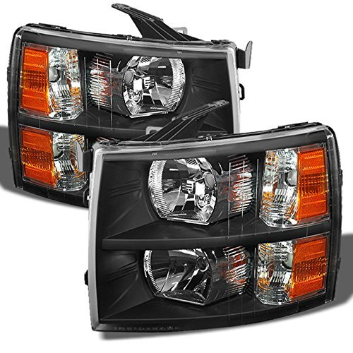 2008 chevrolet 2500hd headlights - 1