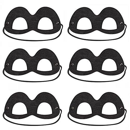 (Disney/Pixar Incredibles 2 Black Felt Eye Mask - 6)