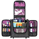 Best Hanging Toiletry Bags - Hanging Toiletry Bag for Women and Men, Cosmetics Review