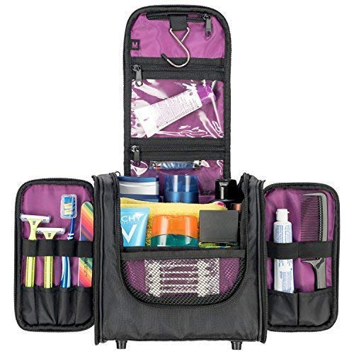 Hanging Toiletry Bag for Women and Men,