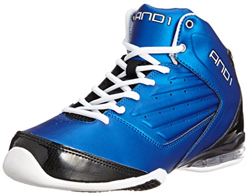And 1 Men S Master 2 Mid Basketball Shoe