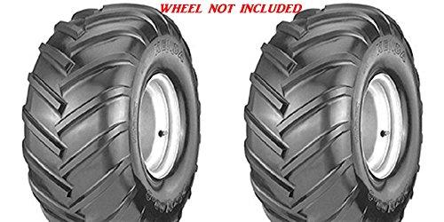 TWO  22X11.00-10 Kenda K472 Zero Turn Mower Tires 22X11-1...
